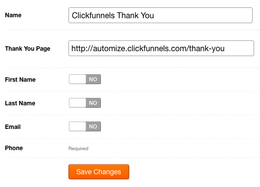 All about Clickfunnels Forms